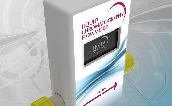 High Resolution Liquid Chromatography Flowmeter
