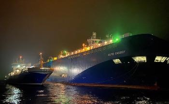 UECC Adds Renewable Biogas to Eco-Pedigree, Teams Up with Gasum for First LNG-LBG Ro-Ro Bunkering