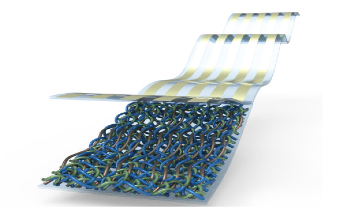 New Electrochemical Method to Develop Higher Efficiency Organic Solar Cells