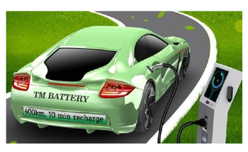 New Thermally Modulated Battery for Mass-Market Electric Vehicles