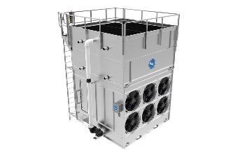 Baltimore Aircoil Company Introduces the Vertex™ Evaporative Condenser – Peak Reliability Meets Easy Maintenance