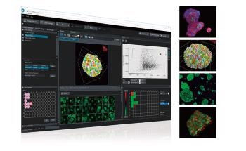 Olympus NoviSight Software Enables Fast, Efficient Research with Advanced 3D Cell Analysis Capabilities