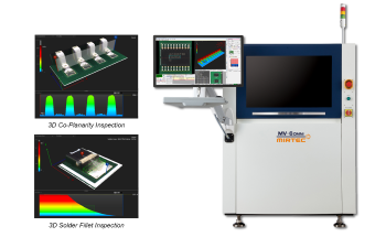 MIRTEC to Display Award-Winning 3D AOI and SPI Solutions at APEX 2021 Virtual EXPO
