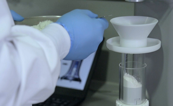 Using Uniaxial Powder Testing to Optimize High Shear Wet Granulation