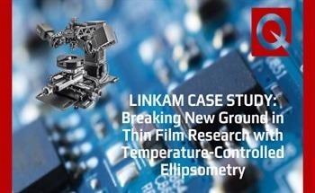 J.A. Woollam Has Teamed up with Linkam to Bring Precise Temperature Control to its Ellipsometry Instruments