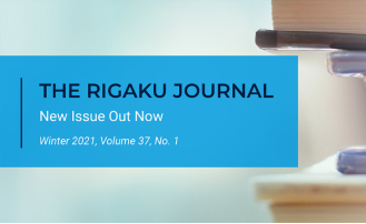 Rigaku Highlights New Areas of X-ray Analysis in the Rigaku Journal