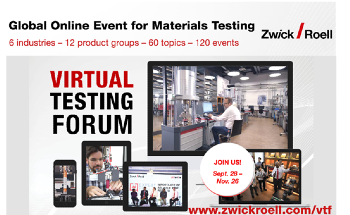 ZwickRoell Virtual Testing Forum - Webinar Archive