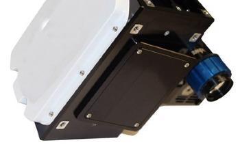 Hyperspectral Sensor for High-Resolution Chlorophyll Fluorescence Measurements