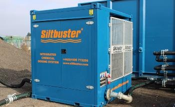Siltbuster Launches Integrated Chemical Dosing System