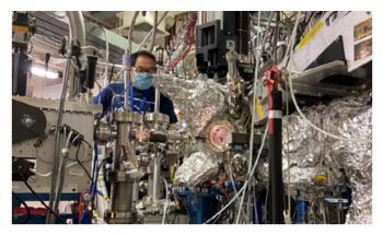 Unique X-Ray Instrument Reveals New Things About Lithium-Rich Battery Materials