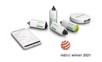 Schaeffler Receives Red Dot Design Award in Two Categories with OPTIME