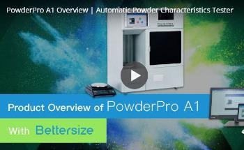 Bettersize to Release PowderPro A1 Operational Video Series
