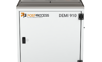 PostProcess Technologies Releases New DEMI 910 Resin Removal Solution for Carbon L1 and M2 3D Printers