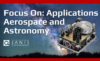 Janis Applications | Aerospace and Astronomy
