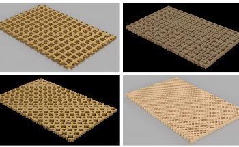 New Algorithm can Help Improve Cellular Materials Design