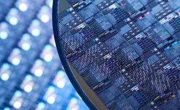 Applying Strain on a Thin Semiconductor Film to Achieve Near 100% Light-Emission Efficiency