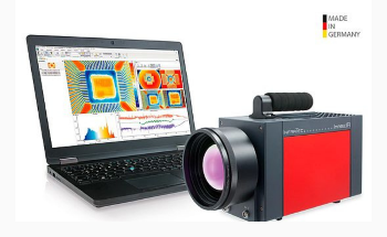Book Your Demo Loan of the InfraTec ImageIR 8300