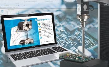 New Materials Testing Software Puts Electronic Components Under Test