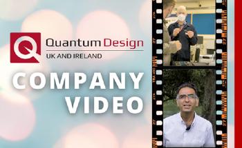Quantum Design UK and Ireland launch new Company video and magazine