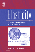 Elasticity - Theory, Applications, and Numerics