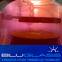 BLUGLASS – New Technology for Manufacturing LEDs