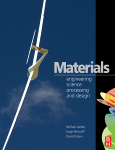 Materials - Engineering, Science, Processing and Design
