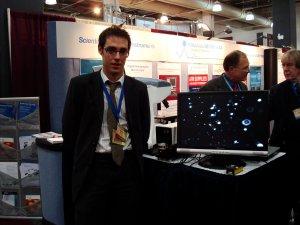NANOSIGHT, Andrew Malloy, Head of Applications Sciences