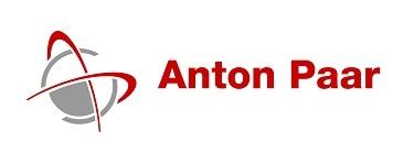 Anton Paar GmbH logo.