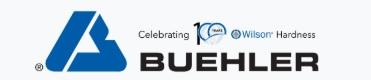 Buehler logo.
