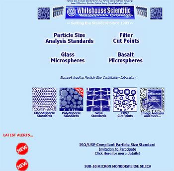Whitehouse Scientific