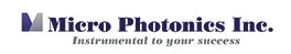 Micro Photonics Inc. logo.