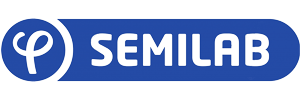 Semilab Semiconductor Physics Laboratory logo.