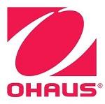 OHAUS Corporation logo.