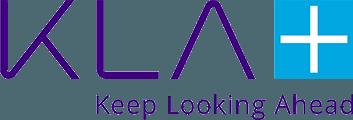 KLA Corporation logo.