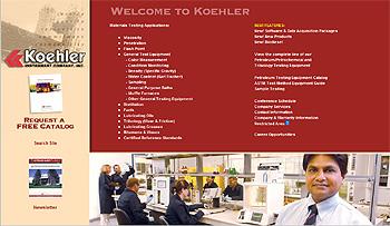 Koehler Instrument Company