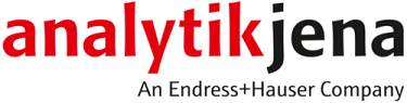 Analytik Jena US logo.