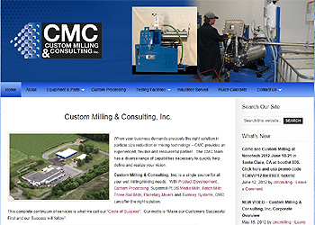 Custom Milling & Consulting, Inc.
