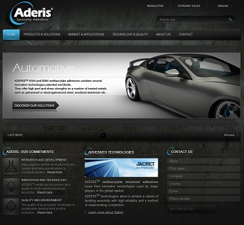 Aderis Speciality Adhesives