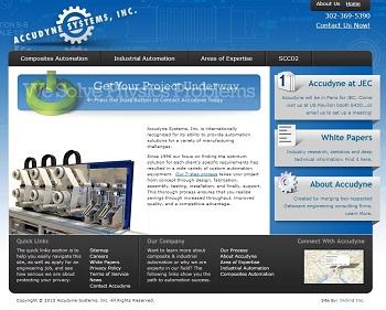 Accudyne Systems Inc