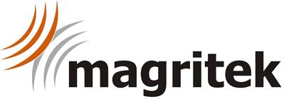 Magritek logo.