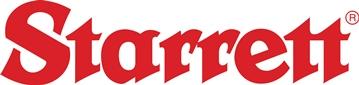 The L.S. Starrett Company logo.