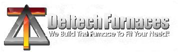 Deltech, Inc logo.