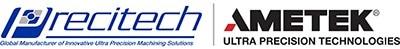 AMETEK Precitech logo.