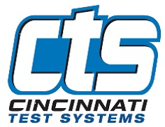 Cincinnati Test Systems logo.