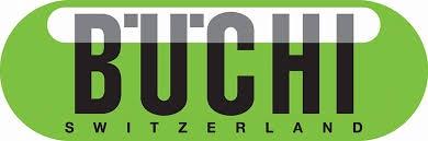 BÜCHI Labortechnik AG logo.