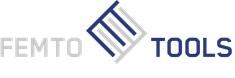 FemtoTools AG logo.