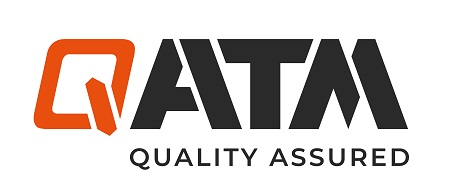 QATM GmbH logo.