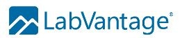 LabVantage Solutions, Inc. logo.