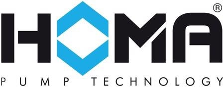 Homa Pump Technology logo.