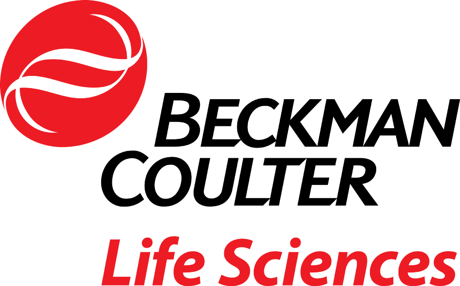 Beckman Coulter Life Sciences  - Particle Counting and Characterization logo.
